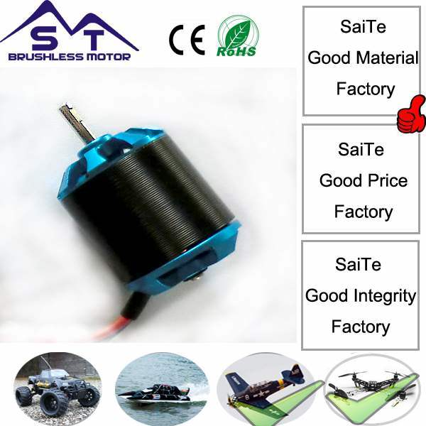 China Outrunner Big Rc Brushless Motor For Rc Airplane