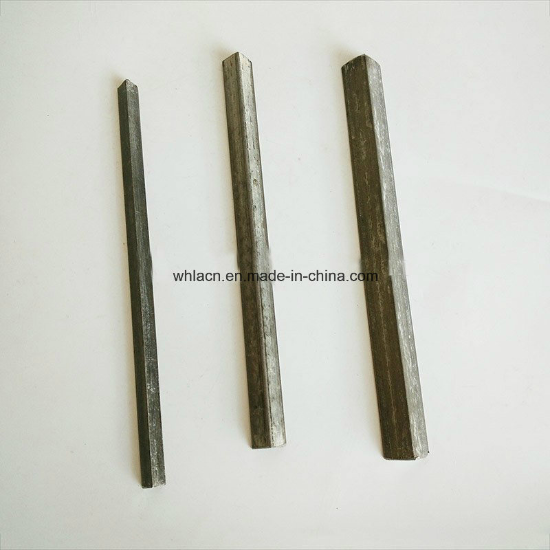 Construction Hardware Precast Concrete Triangle Steel Chamfer (10X10)