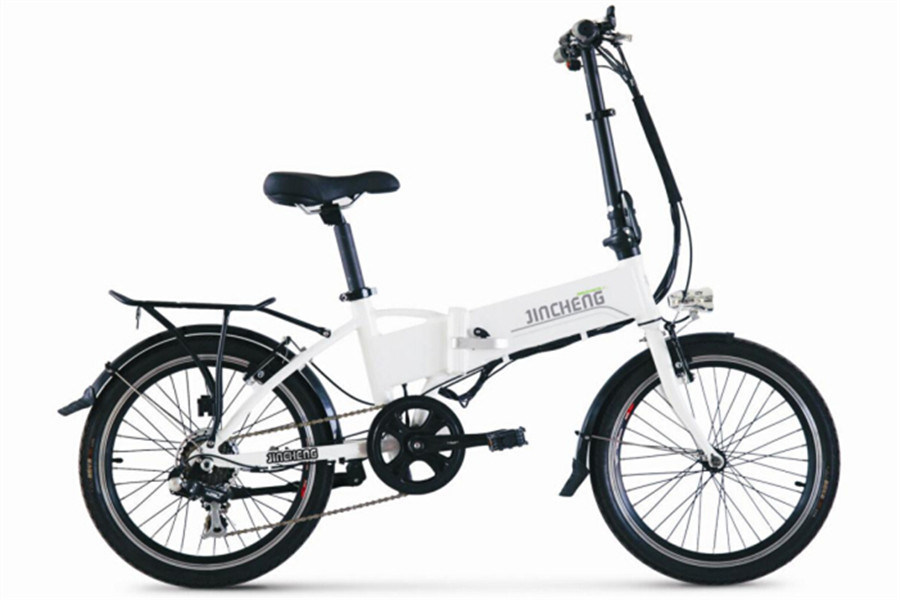 Jincheng Electric Bike Model Jc-20f04