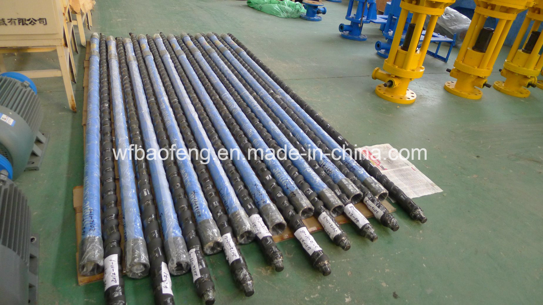 Coalbed Methane (CBM) Specialized Downhole Screw Pump Well Pump