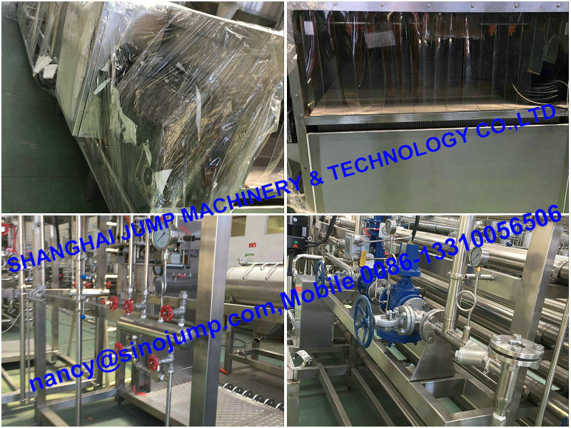 Industrial High Capacity Pineapple Juice Machine/Pineapple Puree Processing Machine