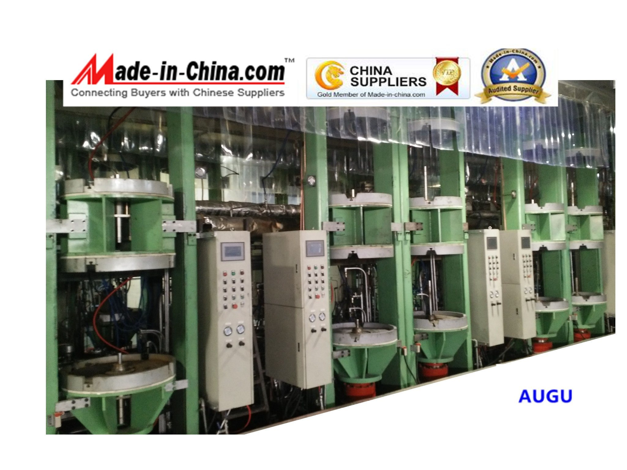 The Customizable Capsule Vulcanizer Machine with Fully Automatic Control