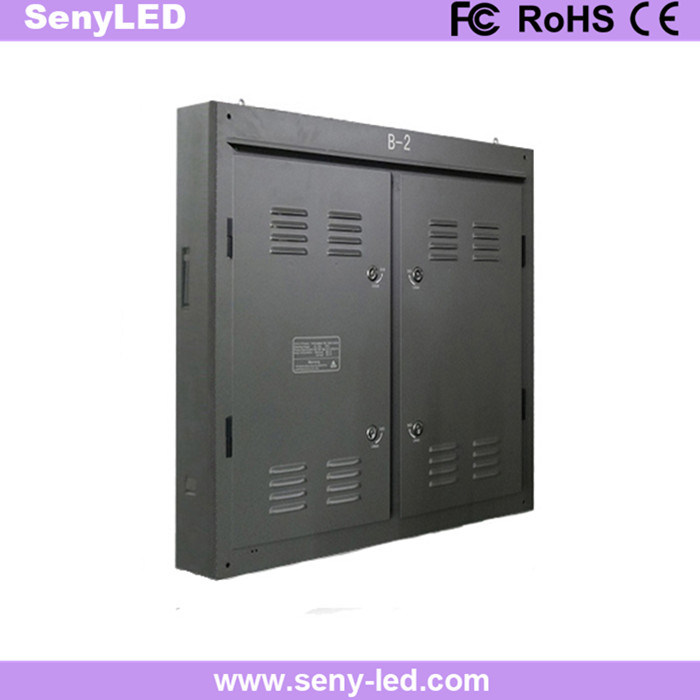 Voltage Automatic Adjustable 110V to 240V Outdoor Advertising Billboard LED Digital Sign (P10mm)