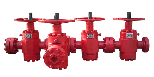 Rising Stem Slab Gate Valve for Wellhead