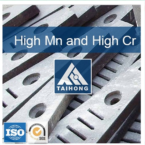 Grinding Balls Mills Wear Parts of Taihong