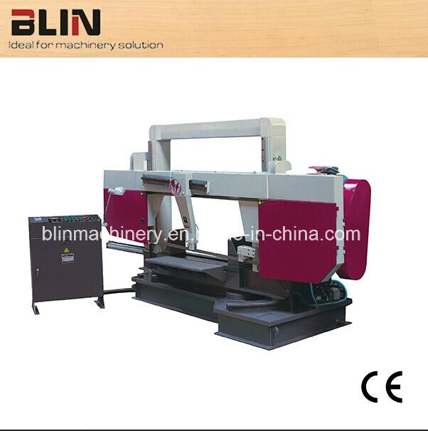 Horizontal Rotary Table Band Saw (BL-HDS-J50R/65R)) (High quality)