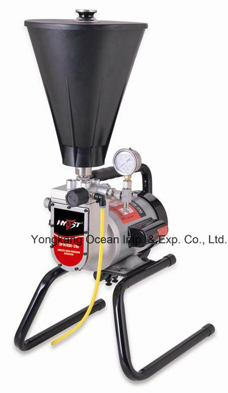 Hyvst Electric High Pressure Airless Paint Sprayer Diaphragm Pump Spx1100-210h