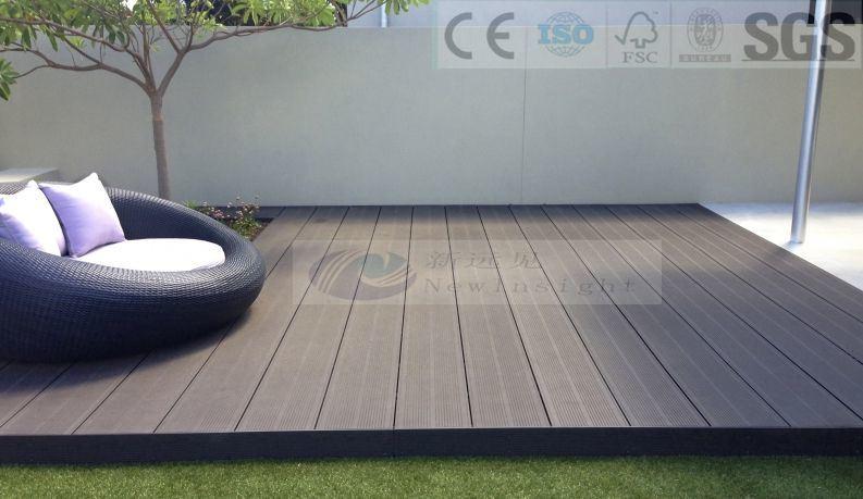 Wood Plastic Composite Outdoor Decking