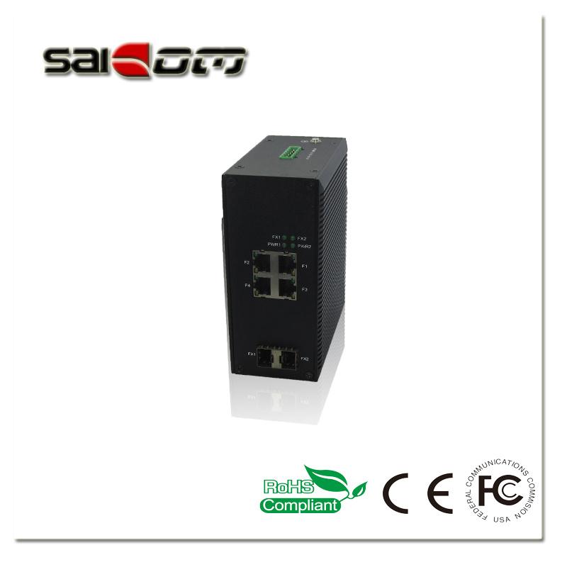 Saicom(SCSWG-06042M) Industry Management Network/Ethernet Switch