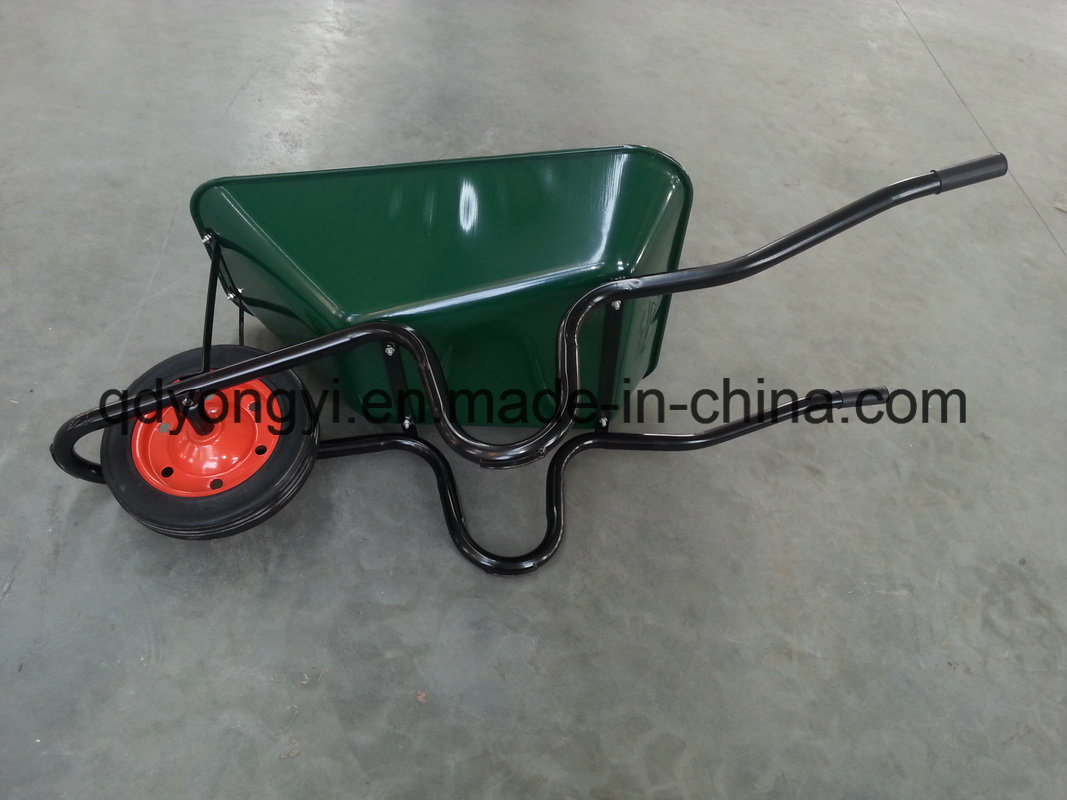 0% Anti-Dumping Duty of Concrete Wheelbarrow for South Africa Market Wb3800