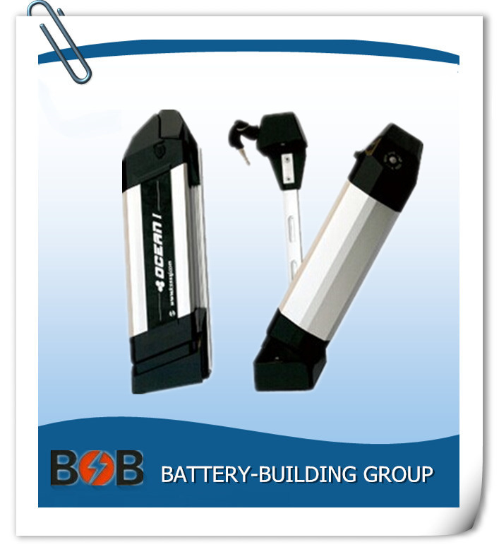 36V/48V 10ah, 15ah 20ah Water Bottle/Flat Type Battery