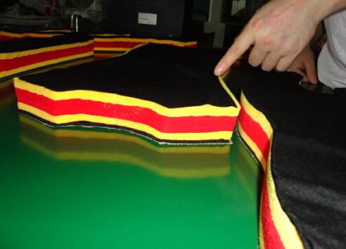 Tmcc-2225 Cloth Cutter Cam Digital Cutting System Fabric Cutting