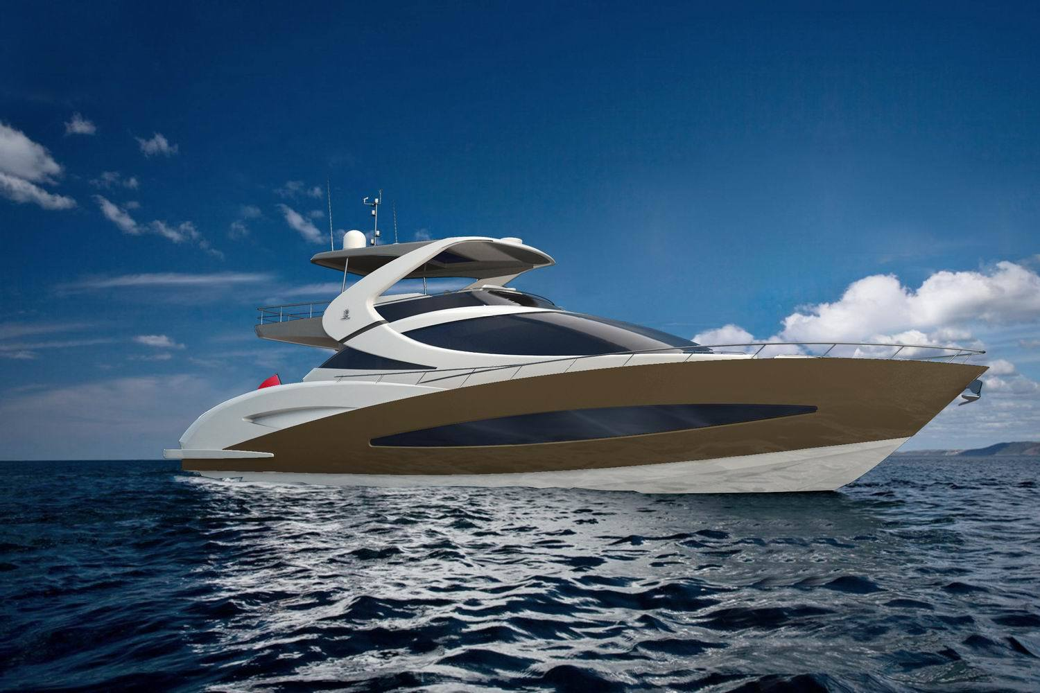 Sea Stella 78 Luxury Motor Yacht
