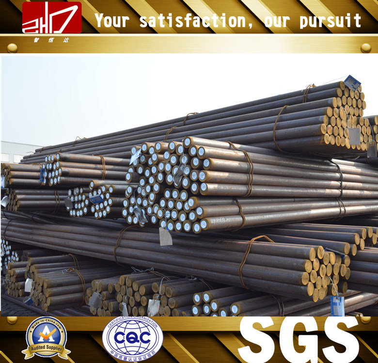 JIS/GB Steel Round Bar Size