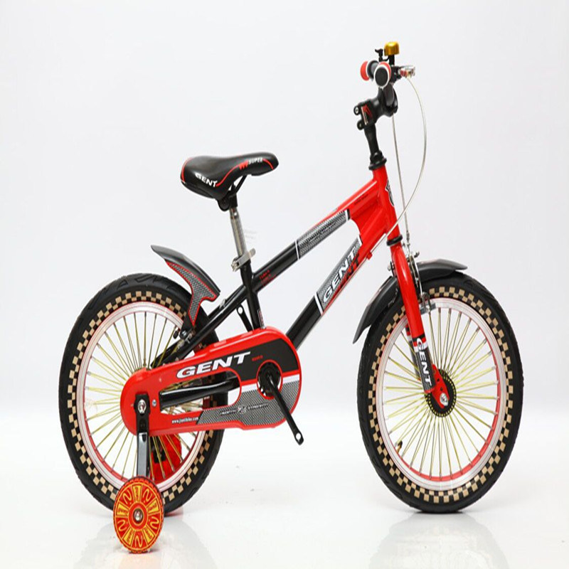 2017child Bicycle in China Cheap Kids Bike Carbon Steel Frame