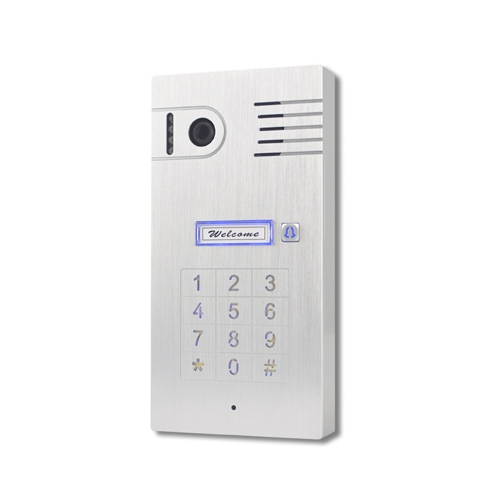 WiFi Touch Keypad Video Door Phone