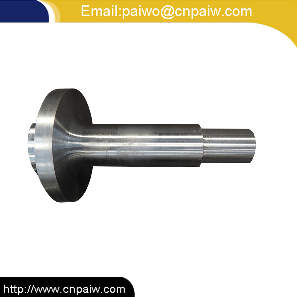 Forged Precision CNC Machining Stainless Steel Turbine Shaft Wind Turbine Shaft