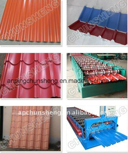 Roofing Tiles Used for Simple House