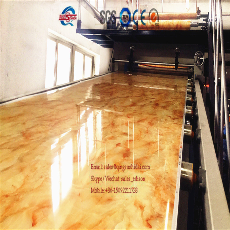 PVC Marble Board Production Line