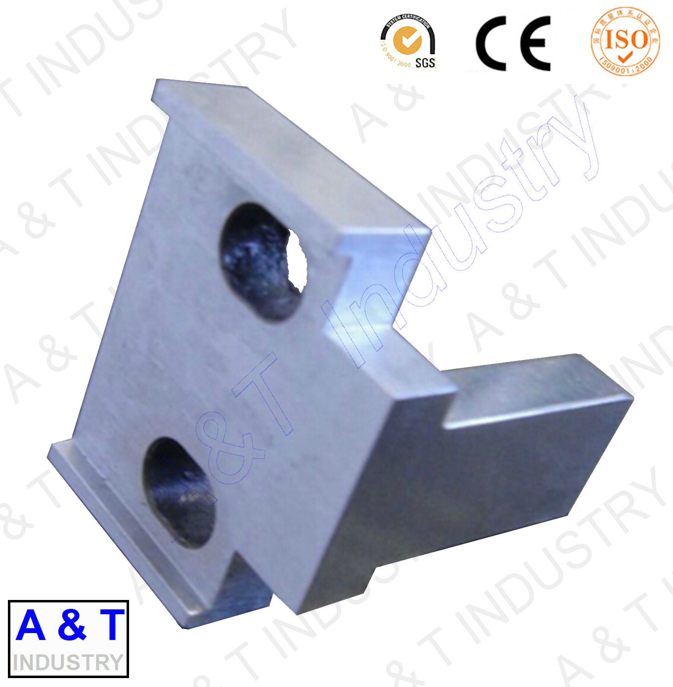 CNC Lathe Customized Stainless Steel/Brass/Aluminum/ Precision Machine Spare Parts