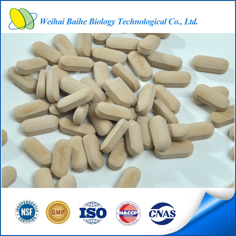 GMP/ISO Nutritional Supplement Calcium Tablets for Sale
