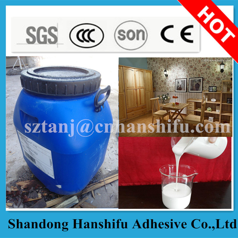 China Hot Sale Water-Based White Glue for Wood Furniture