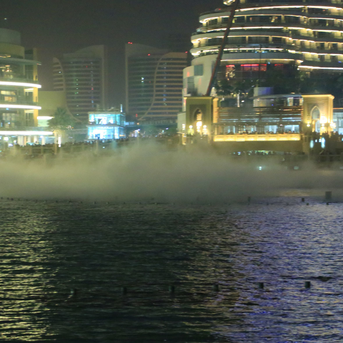 Cold Fog Fountain with ISO9001 (991A0633)