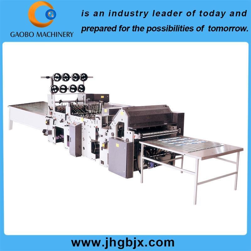 Student Notebook Making Machine Automatic Complete Production Line