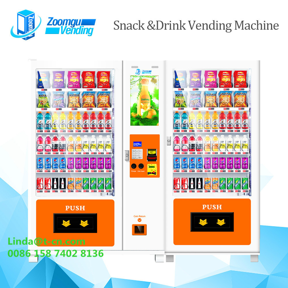 Hot Sale! Water Vending Machine with Itl Bill Acceptor Af-60g+60r
