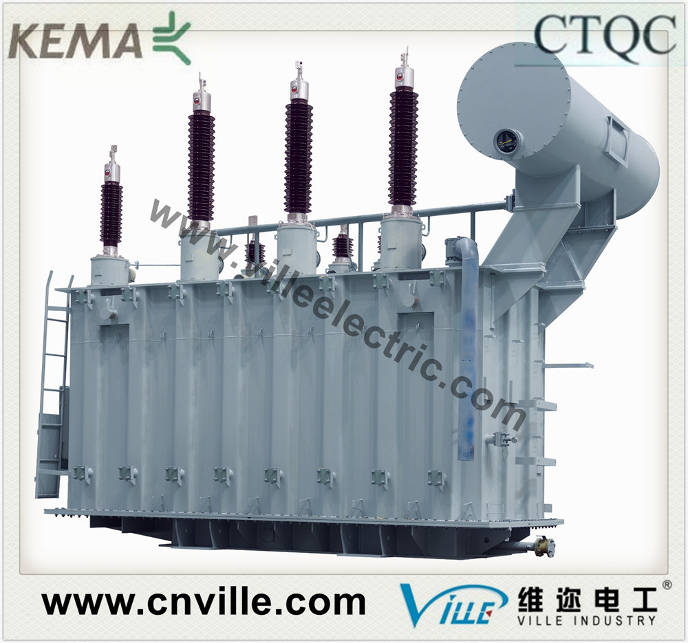 40mva 220kv Double-Winding off-Circuit-Tap-Changer Power Transformer