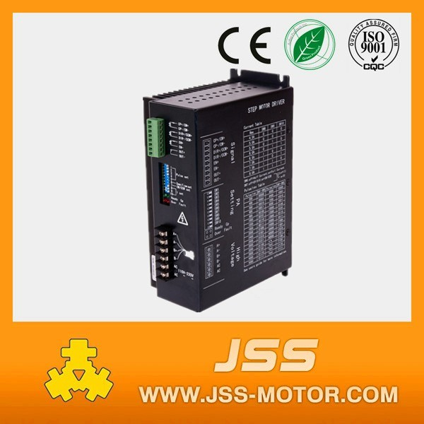 AC Step Motor Driver with 110-220VAC Input
