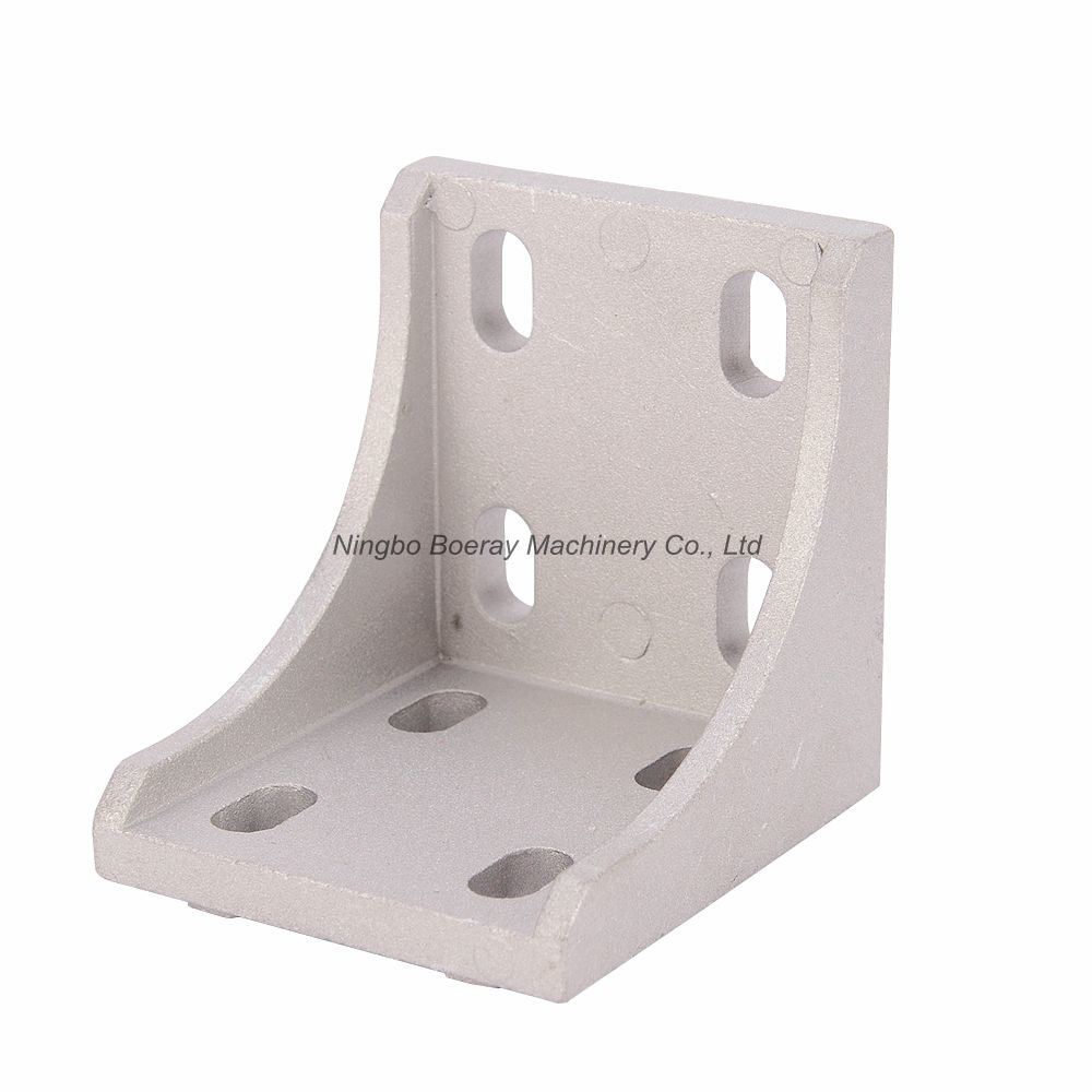6060 Corner Angle Bracket Support for Aluminum Extrusion 6060 Series