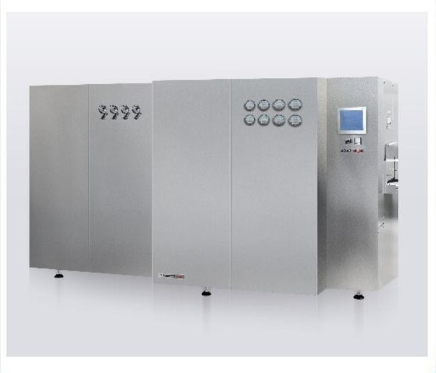 Tunnel Oven Hot Air Circulation Sterilizing Oven