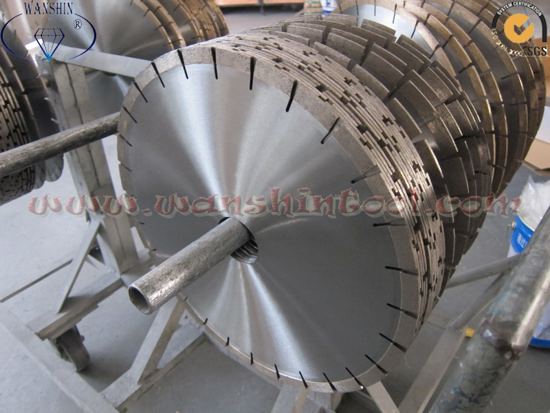 350mm Diamond Saw Blade for Granite Cutting