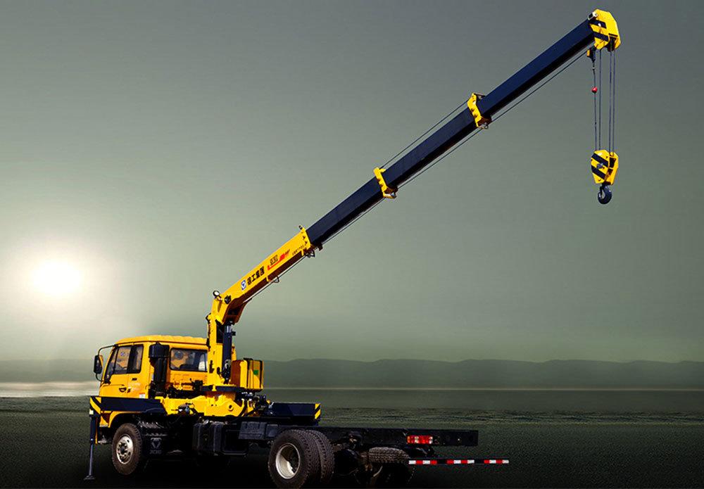 6.3ton Truck Mounted Crane Sq6.3sk2q