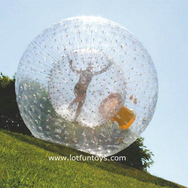 Human Ball 7
