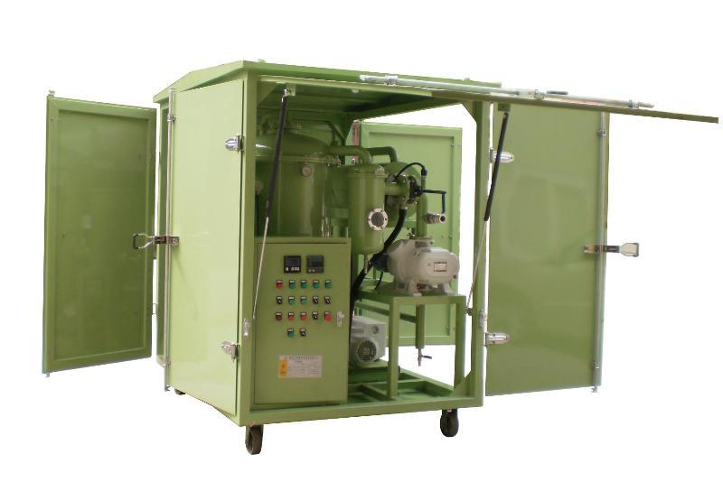 Transformer Oil Purification and Drying Machine