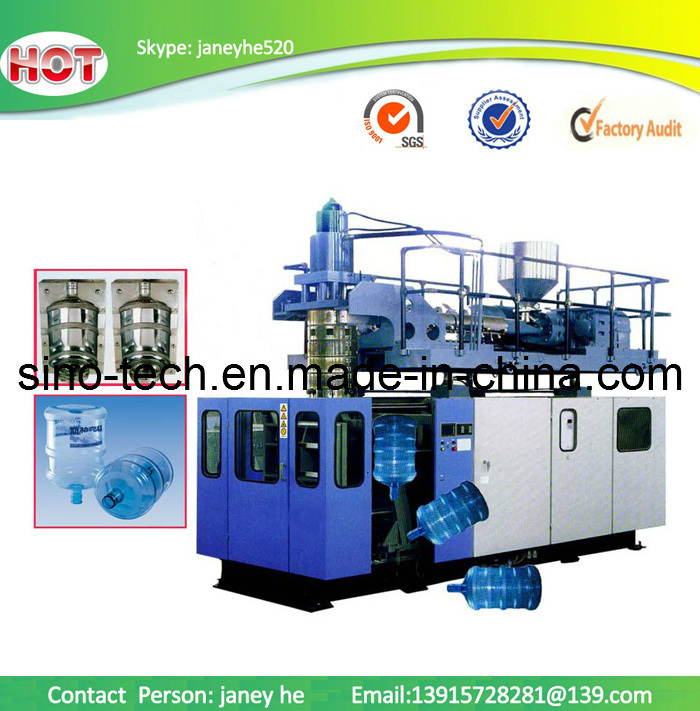 5 Gallon PC Water Barrel Blow Molding Machine