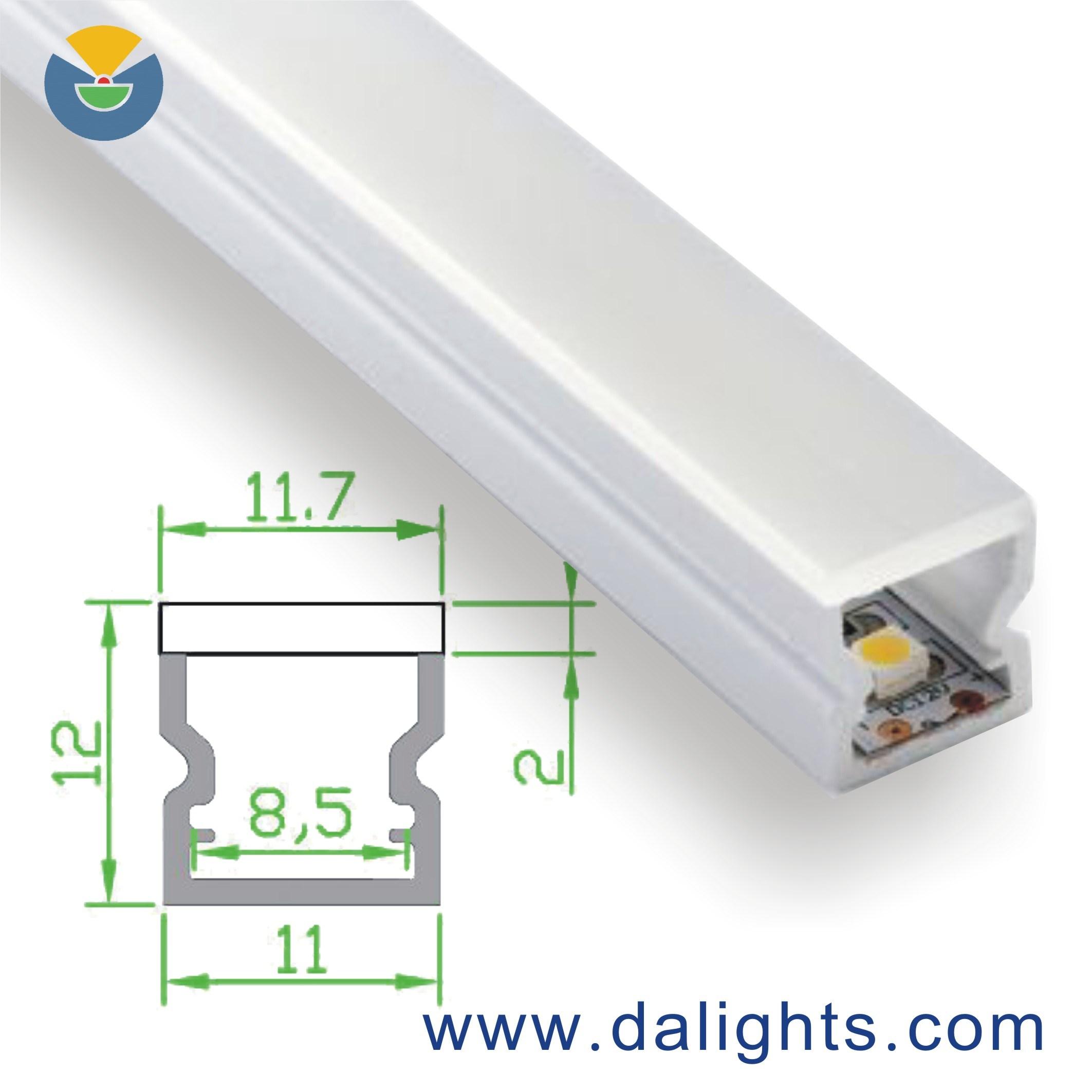 LED Aluminum Profile Dal1212
