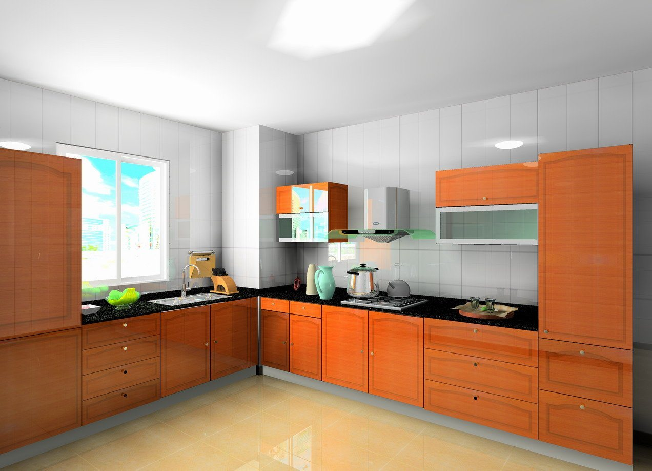 How to choose kitchen cabinetry | Acrylic kitchen cabinets