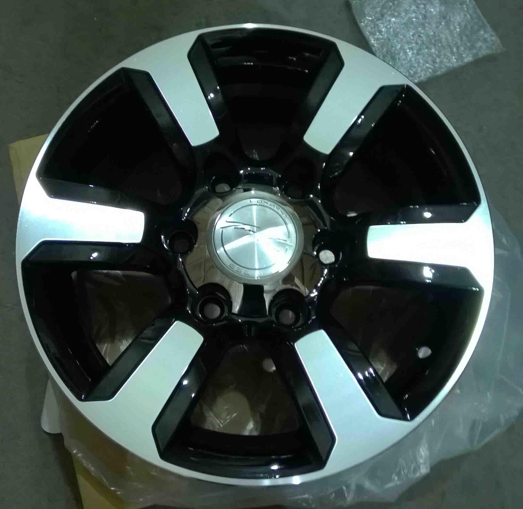 Aftermarket Alloy Wheel (KC336)