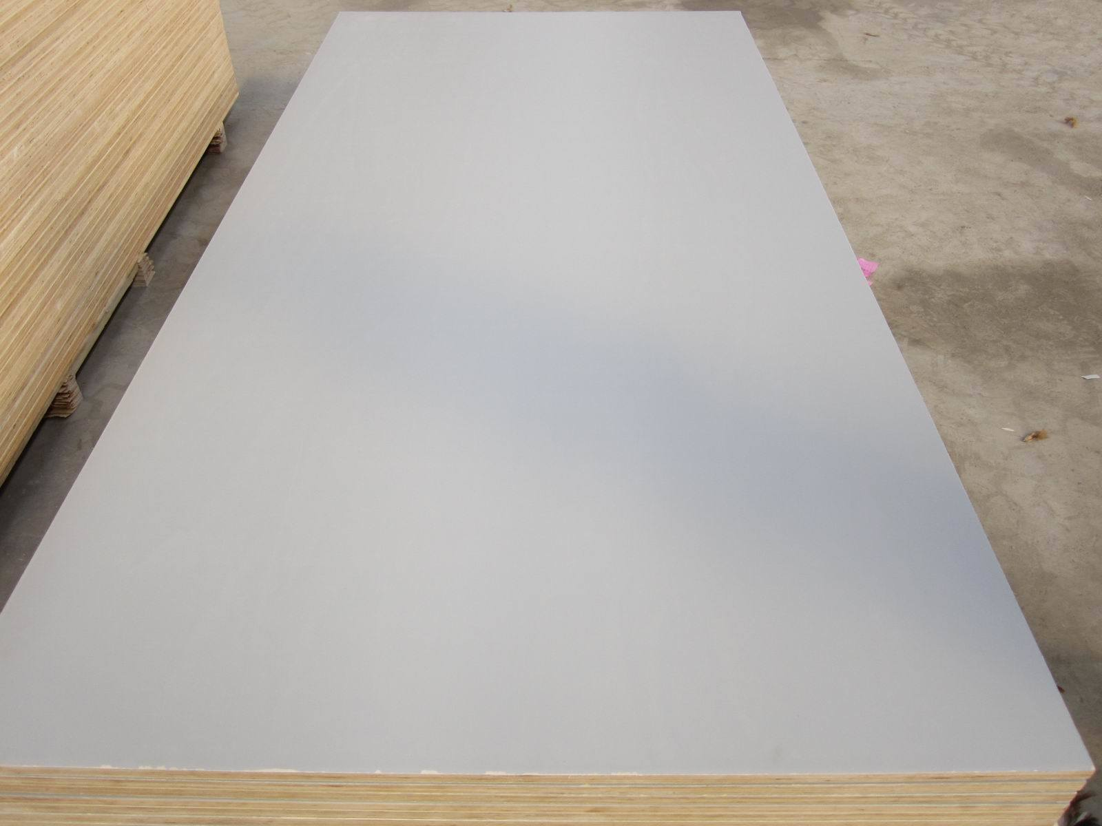 Hight Quality Melamine MDF for Furniture, Furniture MDF, Decorative MDF, AA Grade MDF