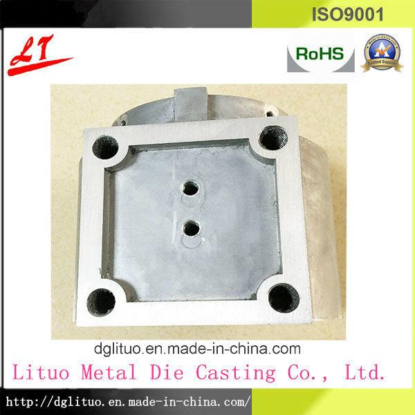Hardware Metal Aluminium Alloy Die Casting for LED Lighting Housing