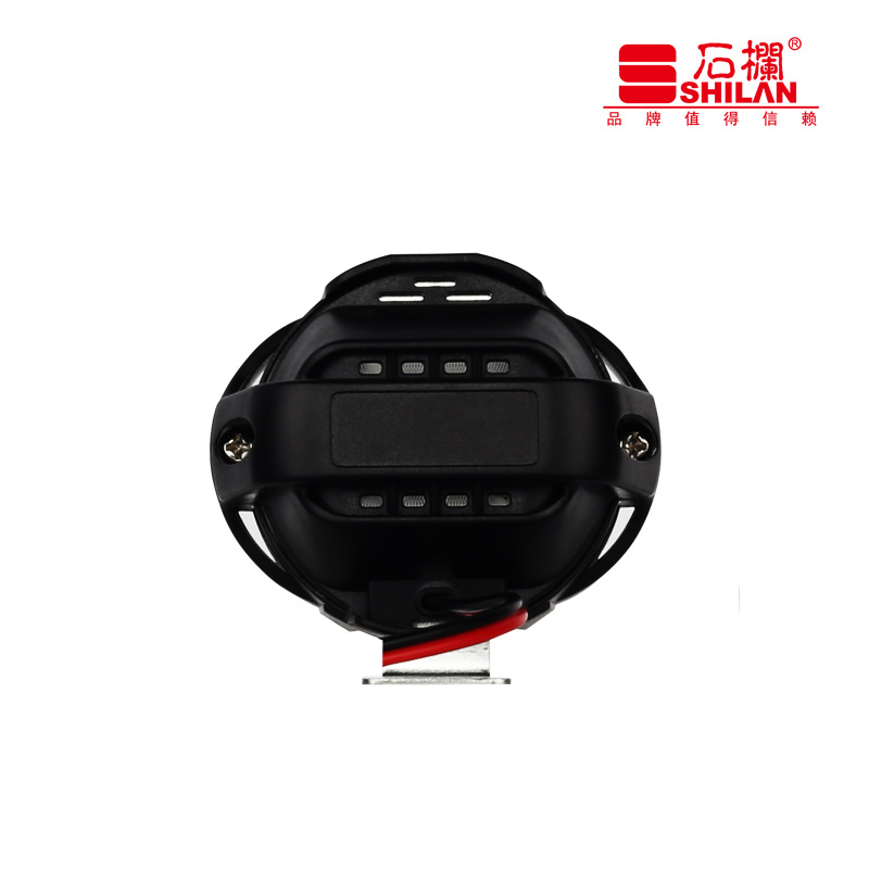1000lm Motorcycle with Convex Lens LED Headlight 10W DC8-85V