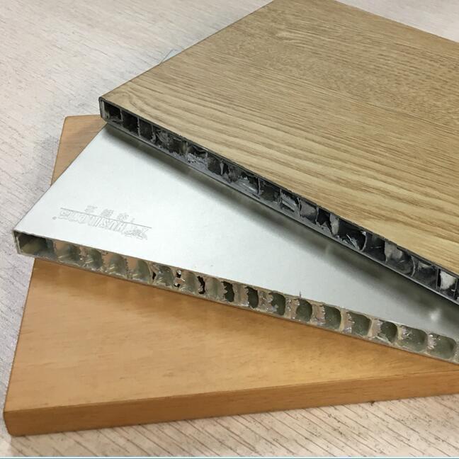 Aluminum Sandwich Honeycomb Panel for Interior Decorative