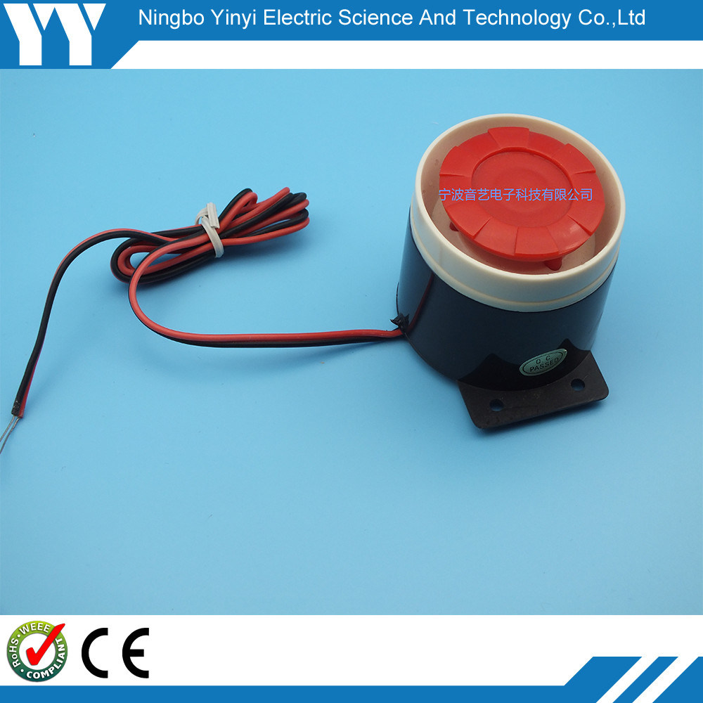 Good Quality Best Price High dB Piezo Siren (PP102)