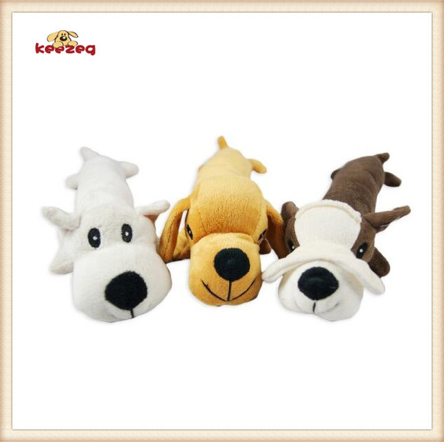Pet Plush Toy Sausage Style Dog Toy (KB0023)