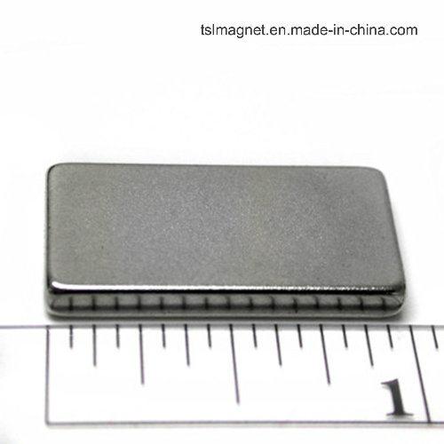 Block Permanent Sintered NdFeB Magnet for Moto