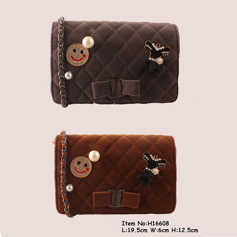 2017 Trend Fashion Shoudler Handbags