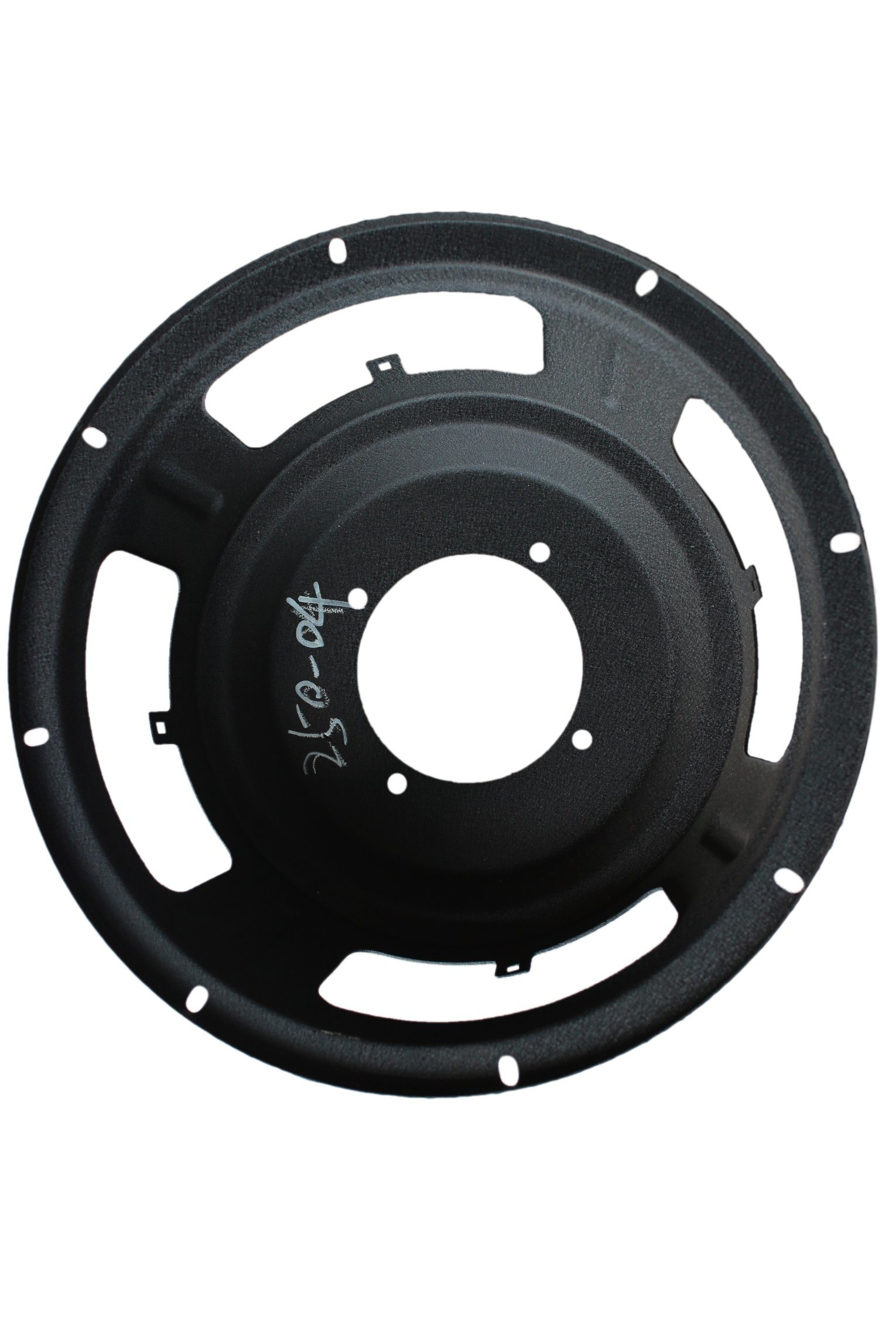 OEM 10inch Factory Price Iron Speaker Frame